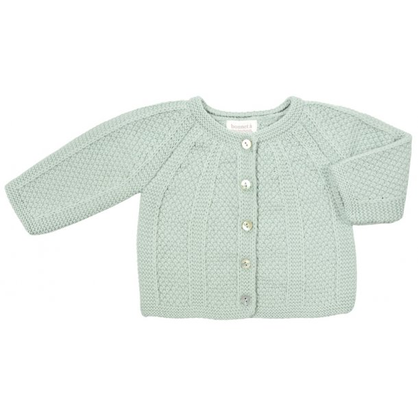 Basic cardigan_Mint