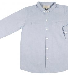 Oxford skjorte, lyseblå
