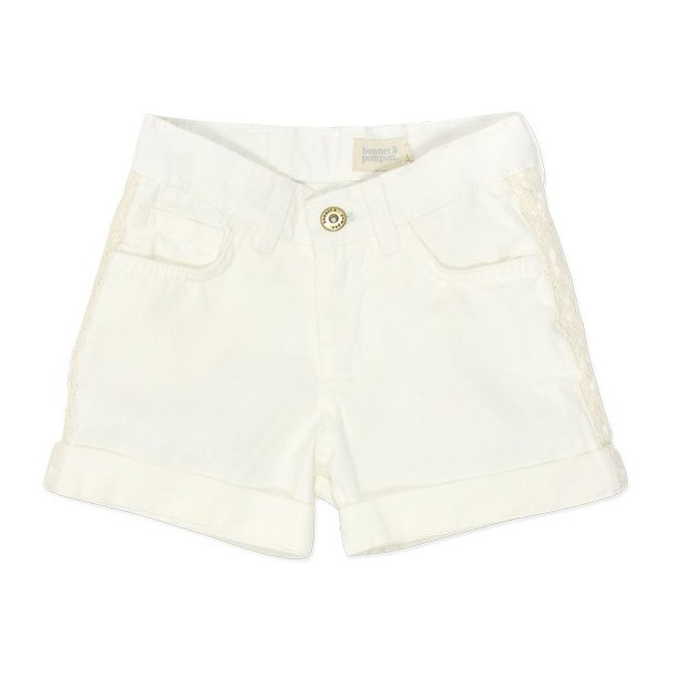 GUIPUR BLONDE DENIM SHORTS