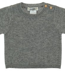 Cashmere Paul Sweater_Grå