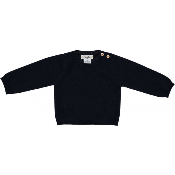 Cashmere Paul Sweater_Navy
