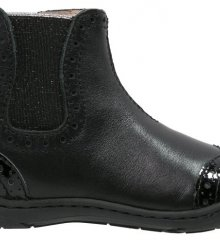 Mila Boots Perfos_Black