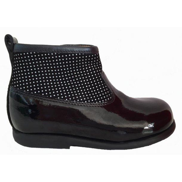 Nioupi Zip Boots_BLACK