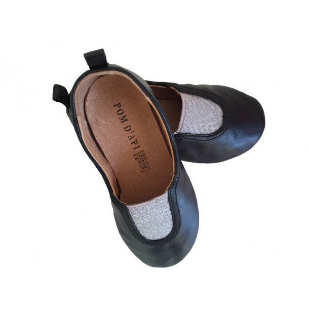 Slipper Rythmic_Black