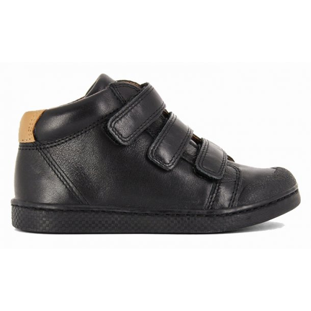 Ten 3 Velcros_BLACK
