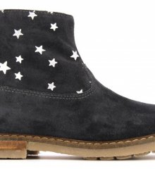Trip Boots_Print Star/Anthracite-Argent