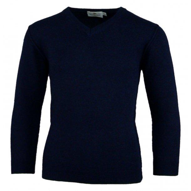 Cashmere V-hals Sweater
